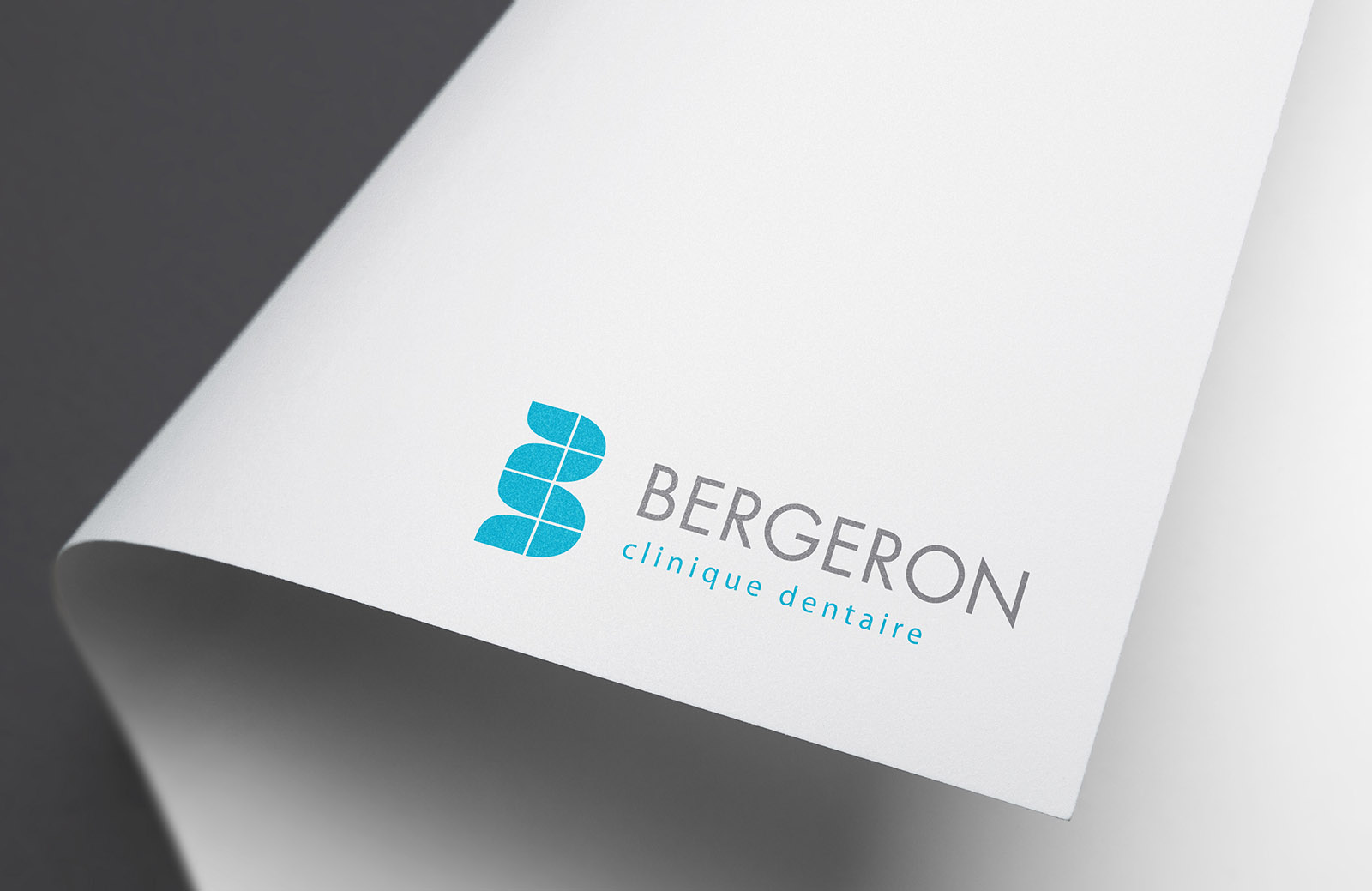 Clinique dentaire Bergeron - logo