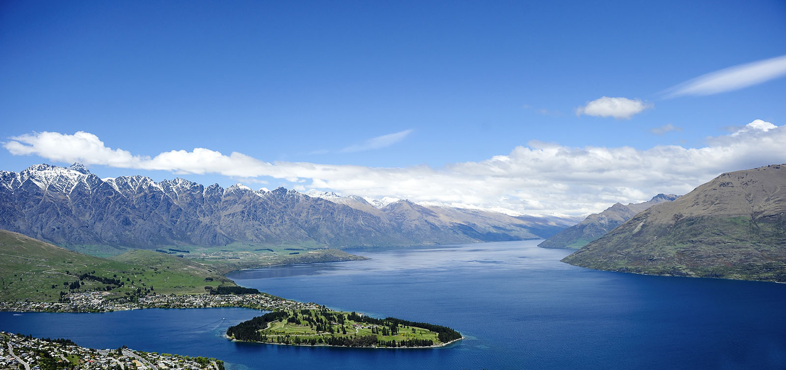 Laurier Du Vallon - - Queenstown and Lake Wakatipu