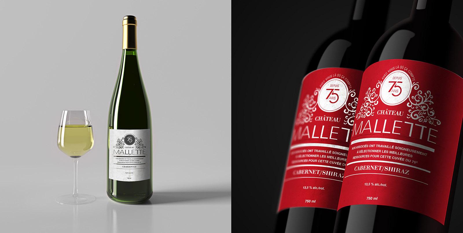 Mallette - Emballage Vin